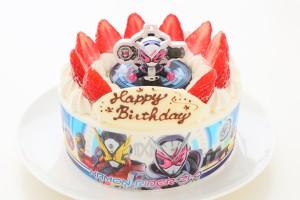 仮面ライダージオウ キャラデコレーションケーキ 5号