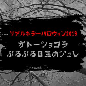 ハロウィン2019 目玉デコレーション ガトーショコラ 5号 15cm
