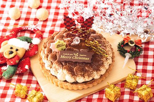クリスマスケーキ2019 Xmas限定ティラミスタルト 5号 14cm