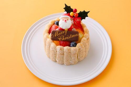 ファーストバースデーケーキ 3号 9cm クリスマスケーキ2019