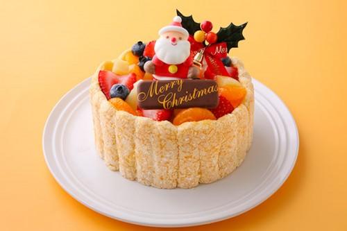ファーストバースデーケーキ 4号 12cm クリスマスケーキ2020