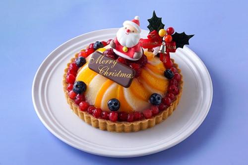 フルーツタルト 12cm クリスマスケーキ2019