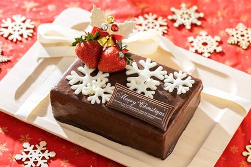 クリスマスケーキ2019 ベリー'sショコラ 5号 15cm