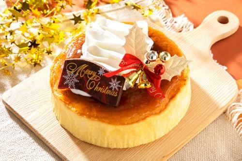 クリスマスケーキ2019 スフレフロマージュ 5号 15cm