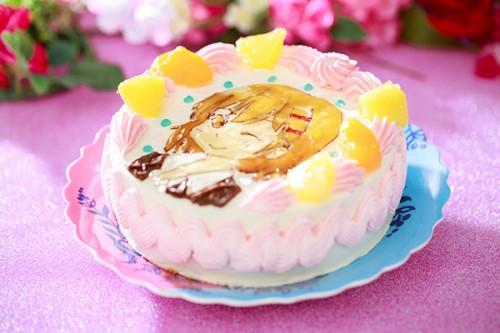 イラストケーキ キャラクターデコ 5号 15cm