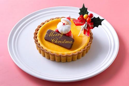 チーズタルト 4号 12cm クリスマスケーキ2019