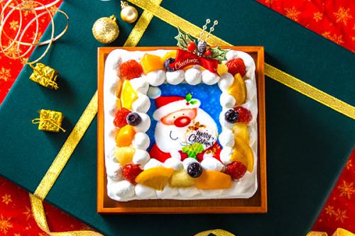 クリスマスケーキ2019 クリスマスケーキ 生 (A) 4号 12cm
