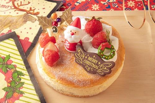 クリスマスケーキ2019 ノエルフロマージュ 5号 15cm