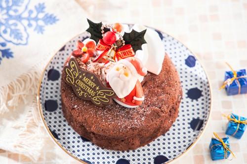クリスマスケーキ2019 ノエルクラシック 5号 15cm
