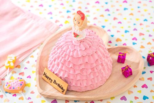 ドールケーキ 砂糖 5号 15cm