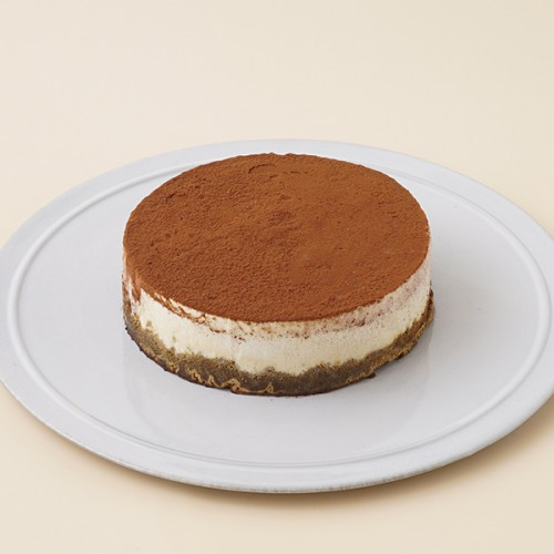 クリスマスケーキ2020 卵・乳製品・小麦粉除去 ヴィーガンローティラミスケーキ 4号 12cm