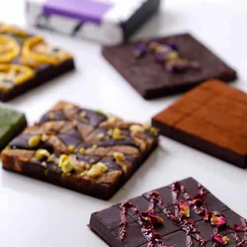 低糖質スイーツ 卵・乳製品・小麦不使用 ヴィーガン生チョコレート 選べる3種セット