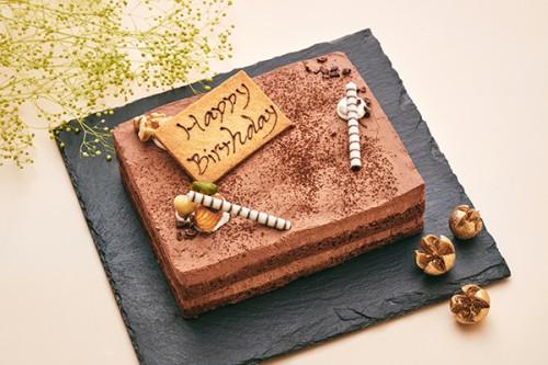 低糖質ケーキ 砂糖不使用! ムースショコラ 13.5x11cm 4.5号