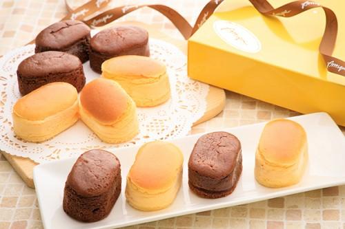 半熟チーズ&半熟ショコラ 5個ずつ