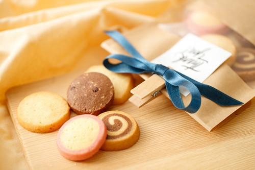 バレンタイン2020 クッキーセット バージョン青 ラッピング済み