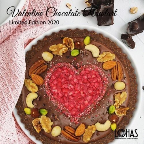 バレンタイン2020 バレンタインチョコレートロータルト 6号 18cm