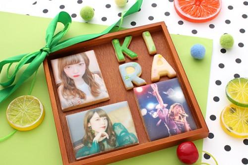 【神宿公式コラボ商品】しおみぃ プリントアイシングクッキー 3枚セット