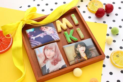 【神宿公式コラボ商品】みーにゃん プリントアイシングクッキー 3枚セット