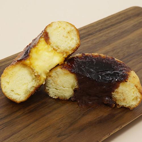 クレームブリュレドーナツ(5個)チョコブリュレドーナツ(5個) 10個セット ホワイトデー2021