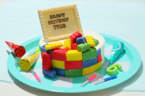 ブロックケーキ 5号
