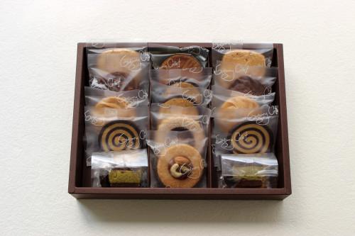 サブレ13枚+クッキー2袋入り サブレ・アソート