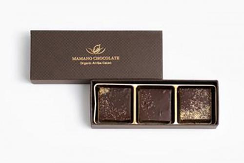 神様の大粒生チョコレート3個