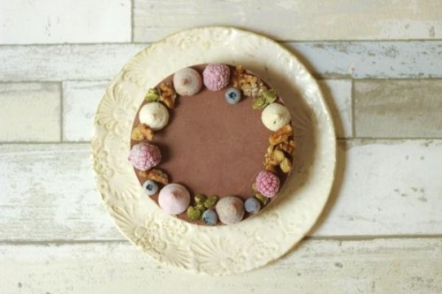 RAW Tiara CHOCO CAKE ※ヴィーガン対応