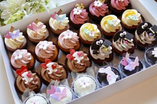 ニューヨーク カップケーキ パーティーセット24個入