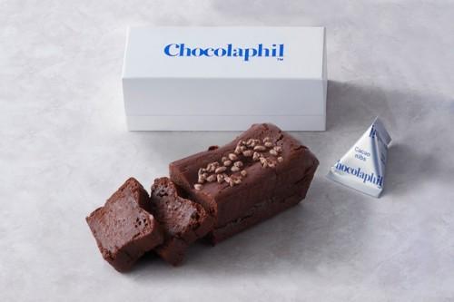 【Chocolaphil】ガトーショコラ レクタングル