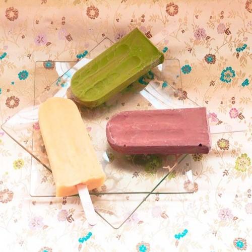 【mash candy】体に嬉しい!有機ジェラートバー アイスギフトセット