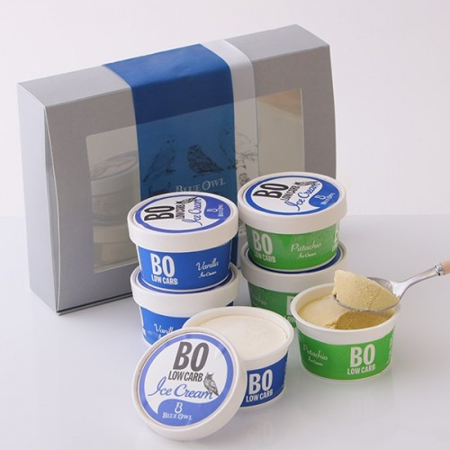 低糖質アイスクリーム 5個セット