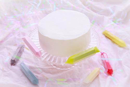 ノンデコケーキ 5号 15cm