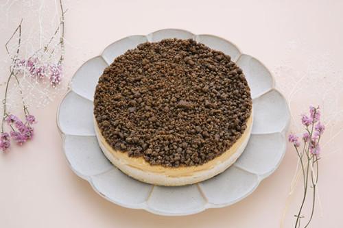 そば粉のザクザクチーズケーキ 5号 15cm