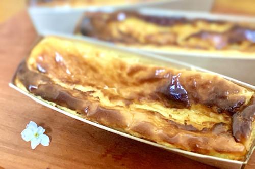 【ヘルシーな特製バスク風チーズケーキ】バスクチーズケーキ 白砂糖不使用・グルテンフリー・無添加