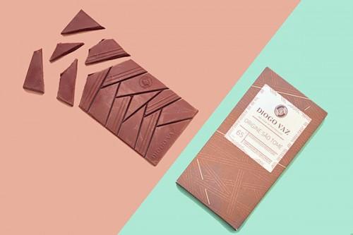 オリジン サントメ アメロナド種65%【乳不使用】DIOGO VAZ社 タブレットチョコレート