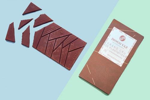 グランクリュ プランテーション アメロナド種75%【乳不使用】DIOGO VAZ社 タブレットチョコレート