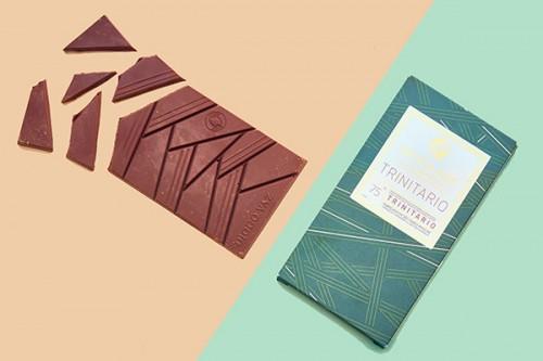 トリニタリオ トリニタリオ種75%【乳不使用】DIOGO VAZ社 タブレットチョコレート
