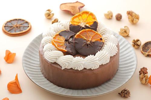 Rawチョコレートケーキ(5号直径15cm)