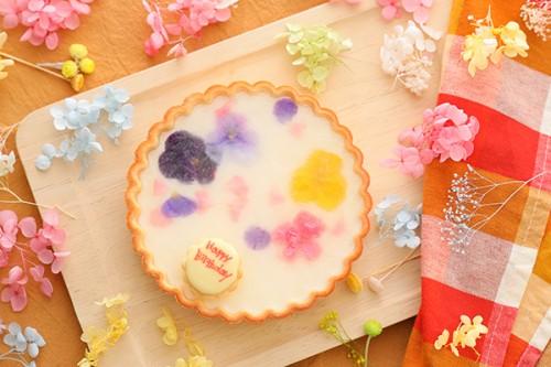 フラワーチーズケーキ 5号