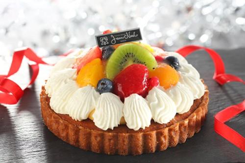 フルーツタルトケーキ