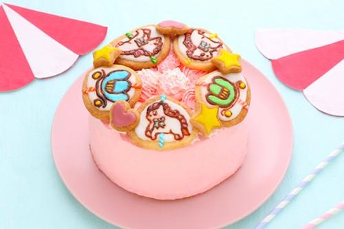 メリーゴーランドケーキ 6号 17cm