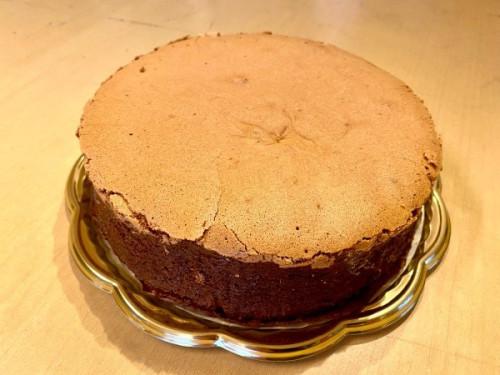 濃厚!ガトーショコラホールケーキ 6号 18cm