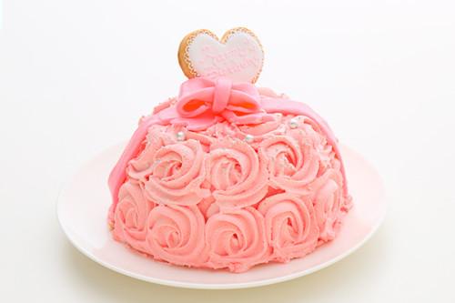 プレゼントケーキ 4号(12㎝)