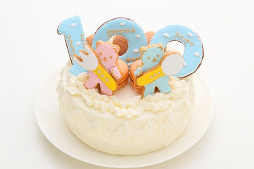 お食い初めケーキ 5号(15㎝)