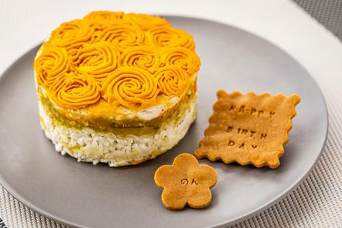 3号サイズお米ケーキ
