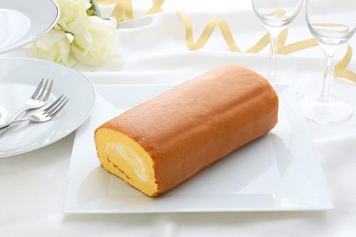 ふらのみつばちロールケーキ