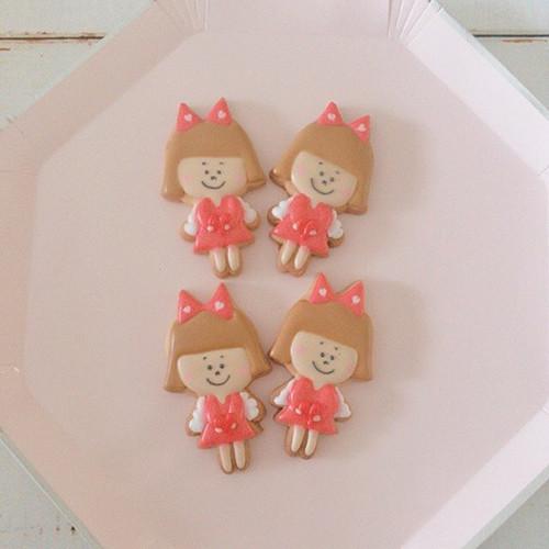 天使のsucreちゃん アイシングクッキー