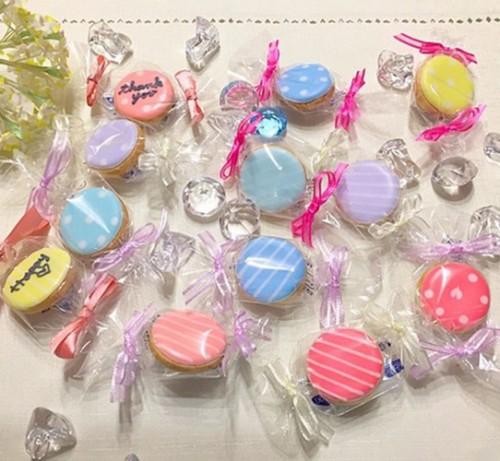 【キャンディ】アイシングクッキー おまかせ10個セット