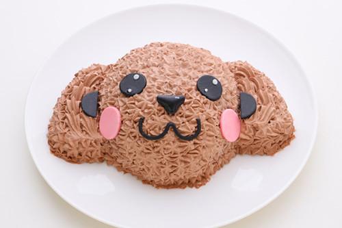 ドック/わんちゃんケーキ ※人用