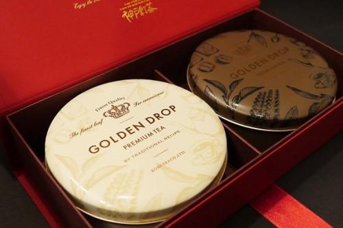 GOLDEN DROP 旬の紅茶2缶セット(リーフ)